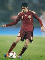 Spain's Marc Bartra during international friendly match.November 18,2014. (ALTERPHOTOS/Acero) /NortePhoto<br /> NortePhoto.com