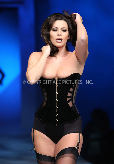WWW.ACEPIXS.COM....US Sales Only....October 24 2012, London....Immodesty Blaize at Lingerie London held at Old Billingsgate on October 24 2012 in London ....By Line: Famous/ACE Pictures......ACE Pictures, Inc...tel: 646 769 0430..Email: info@acepixs.com..www.acepixs.com