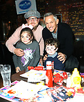 Gary Lineker at the  Fight For Life held Christmas event hosted at Planet  Hollywood, London