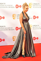 Katie Piper at the Virgin TV British Academy (BAFTA) Television Awards 2018, Royal Festival Hall, Belvedere Road, London, England, UK, on Sunday 13 May 2018.<br /> CAP/CAN<br /> &copy;CAN/Capital Pictures