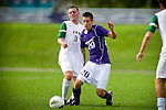 Andy Thoma - UW mens soccer vs UAB.  Photo by Rob Sumner / Red Box Pictures.