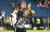 Jerome Boateng (Deutschland Germany) - 09.09.2018: Deutschland vs. Peru, Wirsol Arena Sinsheim, Freundschaftsspiel DISCLAIMER: DFB regulations prohibit any use of photographs as image sequences and/or quasi-video.