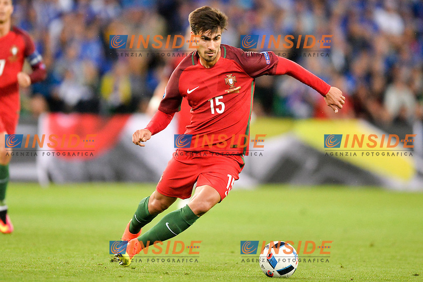 ANDRE GOMES Portugal <br /> Saint-Etienne 14-06-2016 Stadium Geoffroy-Guichard Football Euro2016 Portugal-Iceland / Portogallo-Islanda Group Stage Group F<br /> Foto Anthony Bibard / Panoramic / Insidefoto