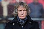 Nederland, Utrecht, 2 december  2012.Eredivisie.Seizoen 2012-2013.FC Utrecht-AZ.Gertjan Verbeek, trainer-coach van AZ