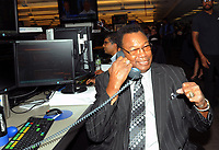 www.acepixs.com<br /> <br /> September 11 2017, New York City<br /> <br /> Boxer Larry Holmes at the Annual Charity Day hosted by Cantor Fitzgerald, BGC and GFI at Cantor Fitzgerald on September 11, 2017 in New York City<br /> <br /> By Line: William Jewell/ACE Pictures<br /> <br /> <br /> ACE Pictures Inc<br /> Tel: 6467670430<br /> Email: info@acepixs.com<br /> www.acepixs.com