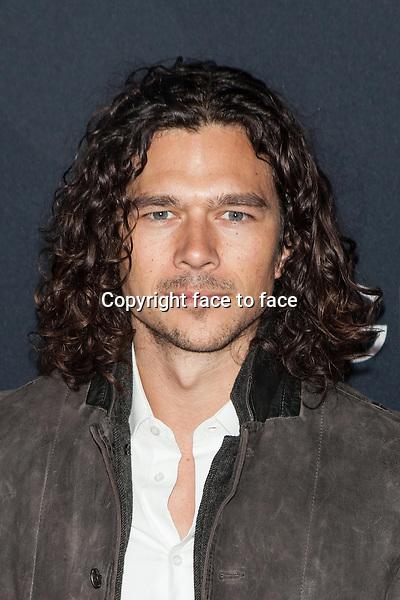 NEW YORK, NY - OCTOBER 24, 2013:  Luke Arnold attends the Premiere Of Canon's Project Imaginat10n Film Festival at Alice Tully Hall on October 24, 2013 in New York City. <br /> Credit: MediaPunch/face to face<br /> - Germany, Austria, Switzerland, Eastern Europe, Australia, UK, USA, Taiwan, Singapore, China, Malaysia, Thailand, Sweden, Estonia, Latvia and Lithuania rights only -