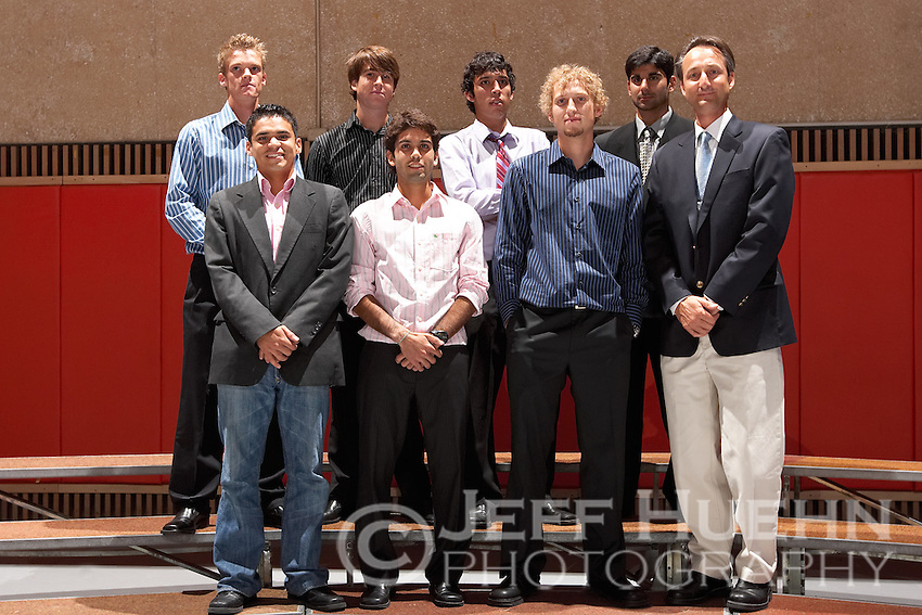 SAN ANTONIO, TX - MAY 2, 2007: The University of Texas at San Antonio Roadrunner Athletic Department Banquet at the UTSA Convocation Center. (Photo by Jeff Huehn)