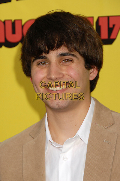"STEPHEN BORRELLO.""Superbad"" Los Angeles Premiere at Grauman's Chinese Theatre, Hollywood, California, USA..August 13th, 2007.headshot portrait .CAP/ADM/BP.©Byron Purvis/AdMedia/Capital Pictures"