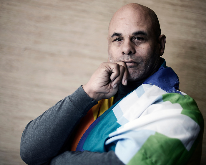 LGBT and peace activist Steven Goings.