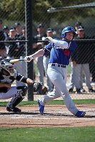 Alex Verdugo - Los Angeles Dodgers 2016 spring training (Bill Mitchell)