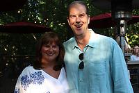 NWA Democrat-Gazette/CARIN SCHOPPMEYER Holly and Jim Breach help support The  Jones Center.