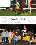 2014 Meadowlands TBreds Win Photos