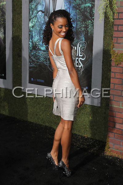 "SHANOLA HAMPTON. World premiere of ""Beautiful Creatures,"" at TCL Chinese Theater. Hollywood, CA USA. February 6, 2013.©CelphImage"