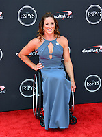 Tatyana McFadden at the 2018 ESPY Awards at the Microsoft Theatre LA Live, Los Angeles, USA 18 July 2018<br /> Picture: Paul Smith/Featureflash/SilverHub 0208 004 5359 sales@silverhubmedia.com
