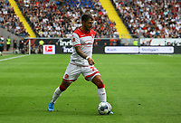 Matthias Zimmermann (Fortuna Düsseldorf) - 01.09.2019: Eintracht Frankfurt vs. Fortuna Düsseldorf, Commerzbank Arena, 3. Spieltag<br /> DISCLAIMER: DFL regulations prohibit any use of photographs as image sequences and/or quasi-video.