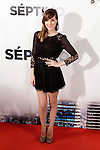Natalia de Molina attends the 'Septimo' premiere photocall at Capitol cinemas on November 5, 2013 in Madrid, Spain. (ALTERPHOTOS/Victor Blanco)