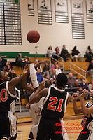 Marquette vs Webster Groves Boys Basketball 2-19-13