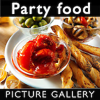 Party food | Pictures Photos Images & Fotos