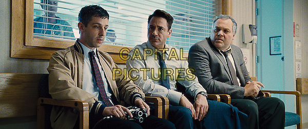 Jeremy Strong, Robert Downey Jr., Vincent D'Onofrio<br /> in The Judge (2014)<br /> *Filmstill - Editorial Use Only*<br /> CAP/NFS<br /> Image supplied by Capital Pictures