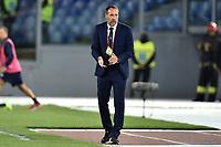 John van't Schip coach of Greece <br /> Roma 12-10-2019 Stadio Olimpico <br /> European Qualifiers Qualifying round Group J <br /> Italy - Greece <br /> Photo Andrea Staccioli/Insidefoto