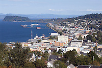 Astoria, Oregon & the Columbia River
