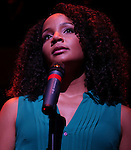 Stephanie Umoh.during the 68th Annual Theatre World Awards at the Belasco Theatre  in New York City on June 5, 2012.