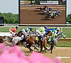 Our Princess winning at Delaware Park on 7/21/14