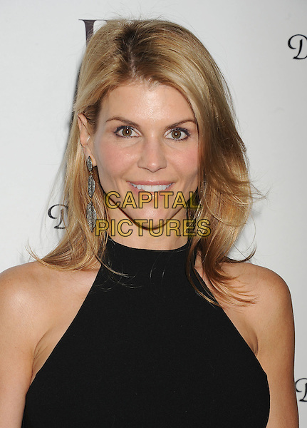 Lori Loughlin.W Magazine's 69th Annual Golden Globe Awards Celebration held at The Chateau Marmont, West Hollywood, California, USA..13th January 2012.headshot portrait black sleeveless .CAP/ROT/TM.©Tony Michaels/Roth Stock/Capital Pictures