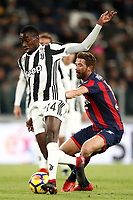Calcio, Serie A: Juventus - Crotone, Torino Allianz Stadium, 26 novembre, 2017.<br />