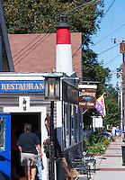 The Lighthouse Restaurant, Wellfleet, Cape Cod, Massachusetts, USA