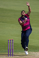 Northants Steelbacks' Rory Kleinveldt <br /> <br /> Photographer Andrew Kearns/CameraSport<br /> <br /> Royal London One Day Cup - Northamptonshire v Durham - Sunday 27th May 2018 - The County Ground, Northampton<br /> <br /> World Copyright &copy; 2018 CameraSport. All rights reserved. 43 Linden Ave. Countesthorpe. Leicester. England. LE8 5PG - Tel: +44 (0) 116 277 4147 - admin@camerasport.com - www.camerasport.com