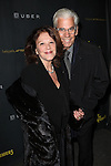Linda Lavin & Steve Bakunas attending the Broadway Opening Night Performance of 'The Performers' at the Longacre Theatre in New York City on 11/14/2012