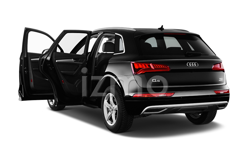 Car images of 2017 Audi Q5 Sport 5 Door SUV Doors