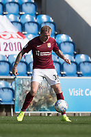 Nicky Adams of Northampton Town during Colchester United vs Northampton Town, Sky Bet EFL League 2 Football at the JobServe Community Stadium on 24th August 2019