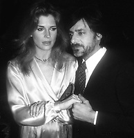 Candace Bergen and  Giancarlo Giannini 1978<br /> Photo By Adam Scull/PHOTOlink /MediaPunch