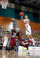 Florida International University guard Cameron Bell (10) plays against Troy University, which won the game 75-70 in overtime on February 23, 2012 at Miami, Florida. .