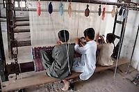 Niños trabajadores en Chaman, Pakistan. EFE
