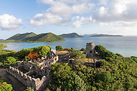 Annaberg Ruins and Mary Creek<br />