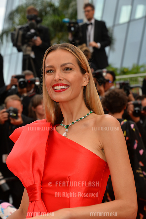 "CANNES, FRANCE. May 20, 2019: Petra Nemcova at the gala premiere for ""La Belle Epoque"" at the Festival de Cannes.<br /> Picture: Paul Smith / Featureflash"