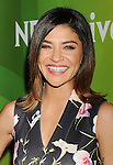 PASADENA, CA - JANUARY 15: Actress Jessica Szohr  attends the NBCUniversal 2015 Press Tour at the Langham Huntington Hotel on January 15, 2015 in Pasadena, California.
