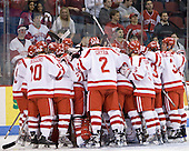 - The Boston University Terriers defeated the University of Maine Black Bears 1-0 (OT) on Saturday, February 16, 2008 at Agganis Arena in Boston, Massachusetts.