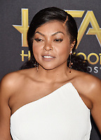 BEVERLY HILLS, CA - NOVEMBER 04: Taraji P. Henson  arrives at the 22nd Annual Hollywood Film Awards at the Beverly Hilton Hotel on November 4, 2018 in Beverly Hills, California.<br /> CAP/ROT/TM<br /> &copy;TM/ROT/Capital Pictures
