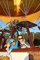 20151218 December 18 Hot Air Balloon Gold Coast