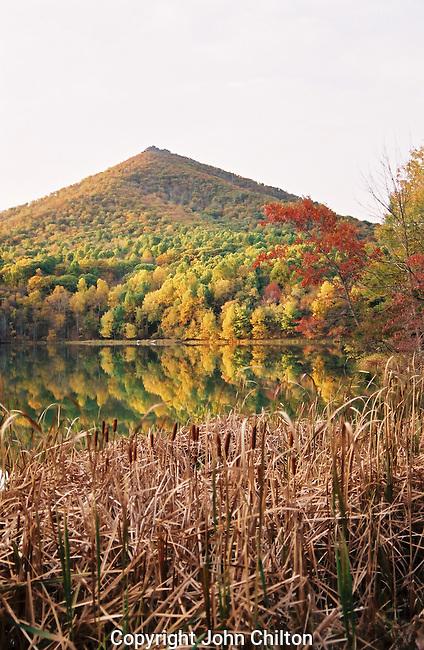 Photo of Mountain Lake in Virginia