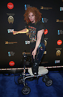 08 March 2019 - Las Vegas, NV - Carrot Top. 2019 One Night for One Drop blue carpet arrivals at Bellagio Las Vegas. Photo Credit: MJT/AdMedia