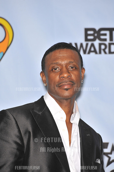 Keith Sweat at the 2009 BET Awards (Black Entertainment Television) at the Shrine Auditorium..June 28, 2009  Los Angeles, CA.Picture: Paul Smith / Featureflash