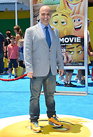 Tony Leondis at the world premiere for &quot;The Emoji Movie&quot; at the Regency Village Theatre, Westwood. Los Angeles, USA 23 July  2017<br /> Picture: Paul Smith/Featureflash/SilverHub 0208 004 5359 sales@silverhubmedia.com