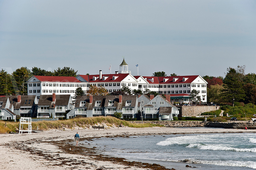 The Colony Hotel, Kennebunkport, Maine