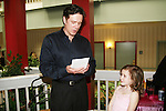 "joins fans of Guiding Light at the Young Women's Breast Cancer Foundation event - Reach to Recovery - ""Spring into Shape!"" Luncheon and Fashion Show on April 6, 2008 at Embassy Suites, Coraopolis, Pennsylvania. The event also included a Chinese Auction and an autograph session with the Guiding Light actors."