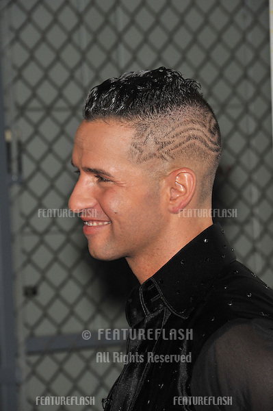 "Mike ""The Situation"" Sorrentino at the Season 11 premiere of ABC's Dancing With The Stars at CBS Television City, Los Angeles..September 20, 2010  Los Angeles, CA.Picture: Paul Smith / Featureflash"